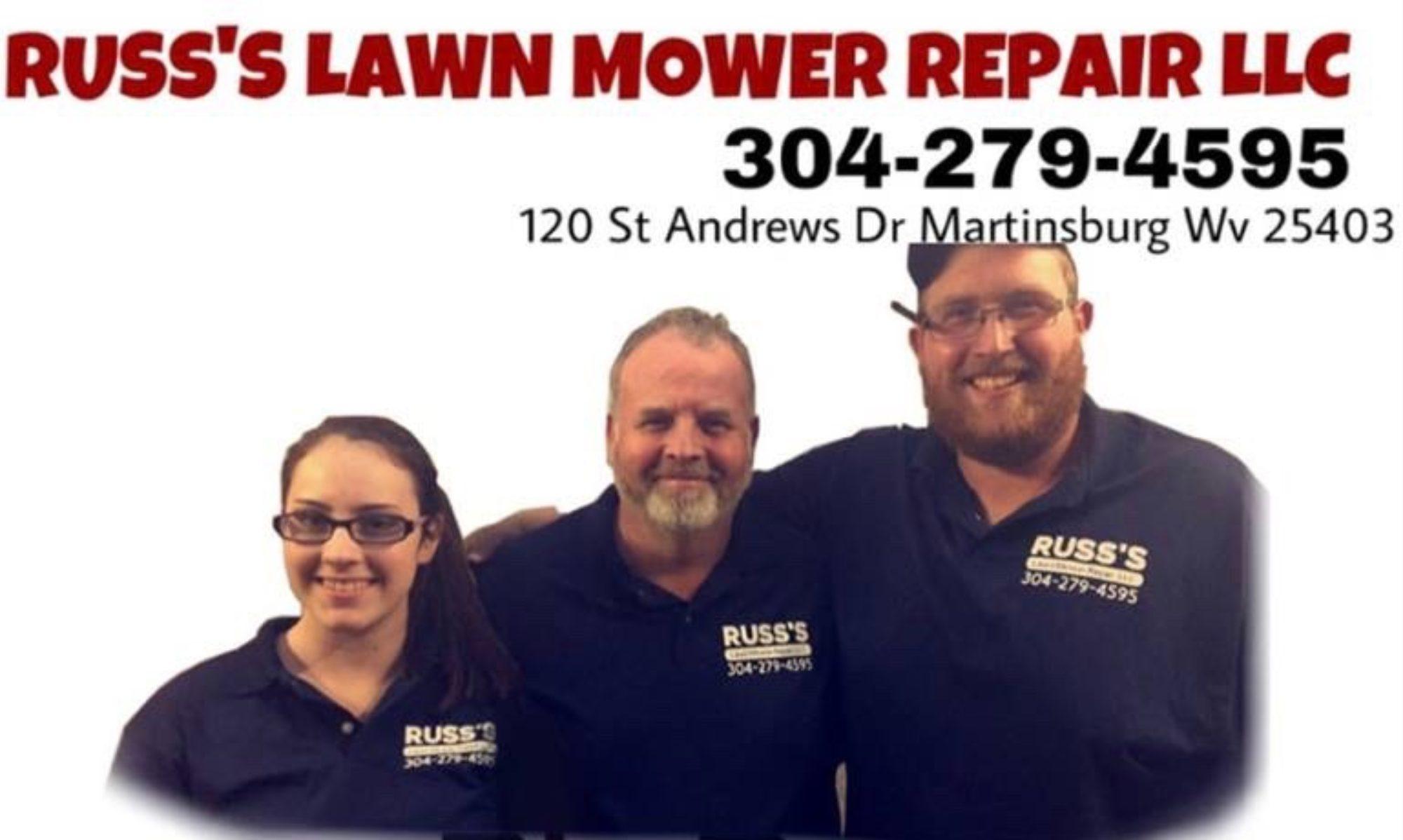 Russ' Lawn Mower Repair LLC